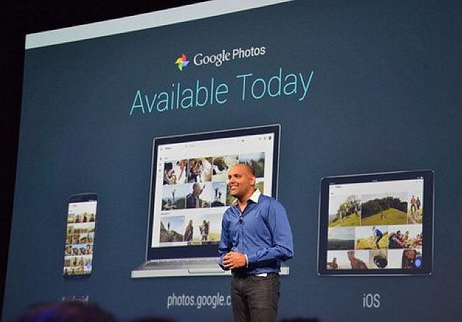 谷歌全新照片应用Google Photos