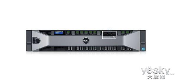 性能更强更高效 DELL R730服务器仅20800元