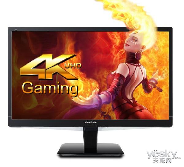 游戏新贵 优派VX2475smhl-4K热销抢购