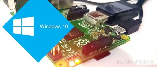 Win10物联网核心预览版已入驻树莓派2