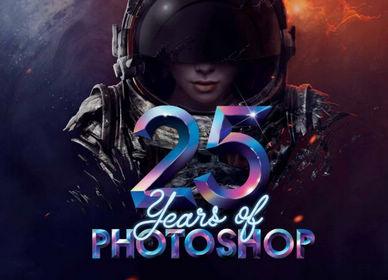 Adobe图片处理软件Photoshop走过精彩25年