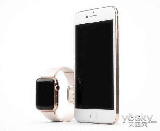 苹果供应链GIS确认iPhone6s引入Force Touch