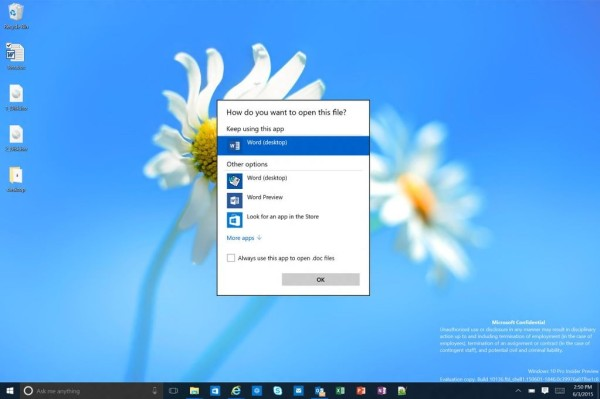 微软自曝Win10新版本 兼容性超级赞