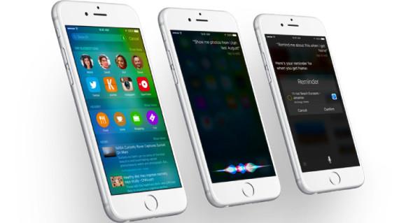 苹果iOS 9开发人员测试版已经可以下载