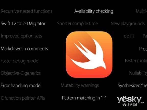 Swift开源 只为打造更好的闭环生态圈