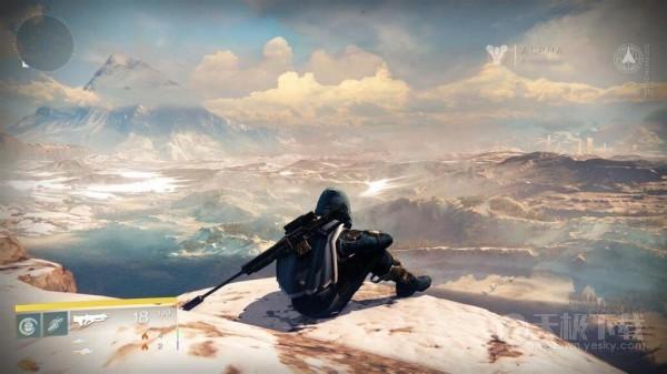 射击网游《命运》全新DLC预告片震撼亮相E3