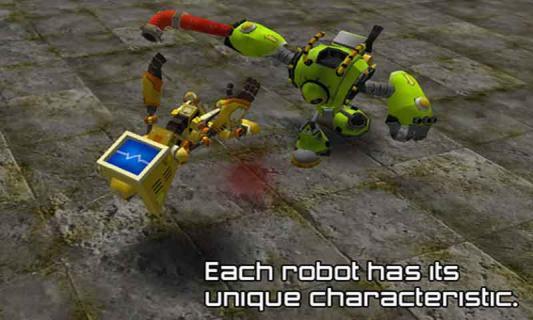机器人大战截图4