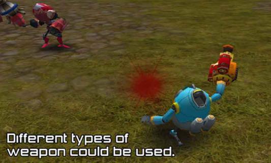 机器人大战截图3