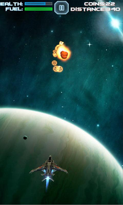 冲击星系截图4