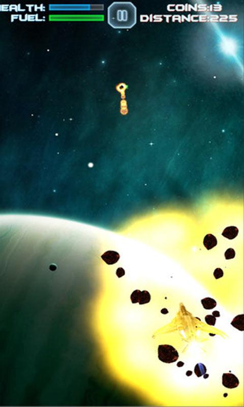 冲击星系截图3