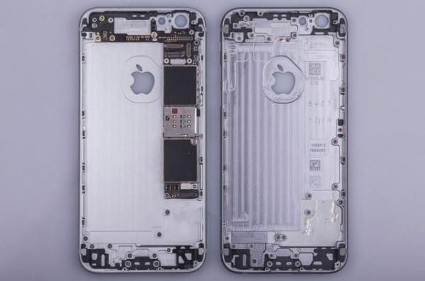 苹果iPhone 6s首批谍照曝光外形变化不大