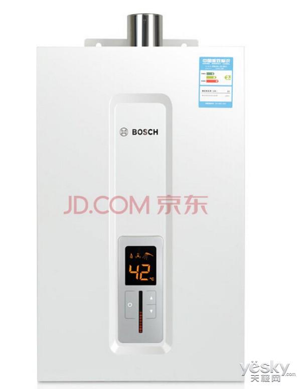 恒温更智能 博世JSQ22-AA0世恒燃气热水器