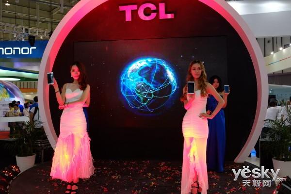 首款电信千元全网通4G手机 TCL P606L发布