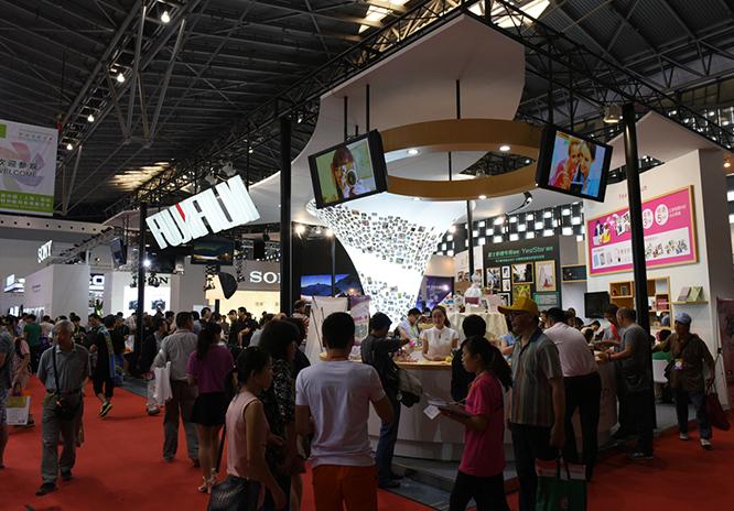 P&I2015:全线产品亮相 富士展台人气爆棚