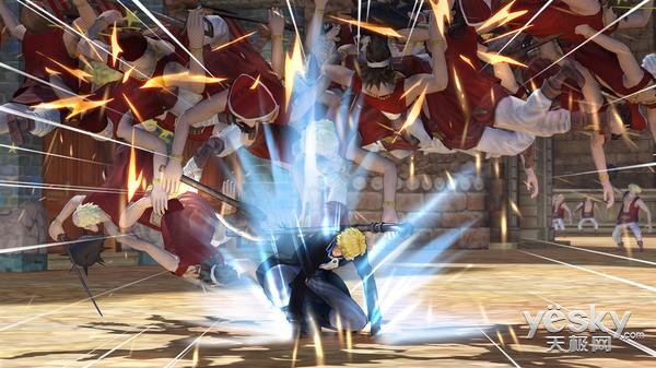 海贼无双3将于8月28日登陆PC平台 支持Win10