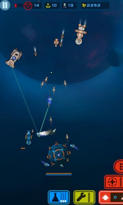 星际作战基地截图2