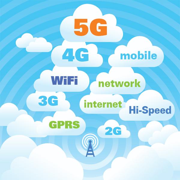 华为和中兴正在大力投资5G通信技术研发