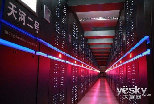 天河二号五连冠 高性能计算机发展持续升温
