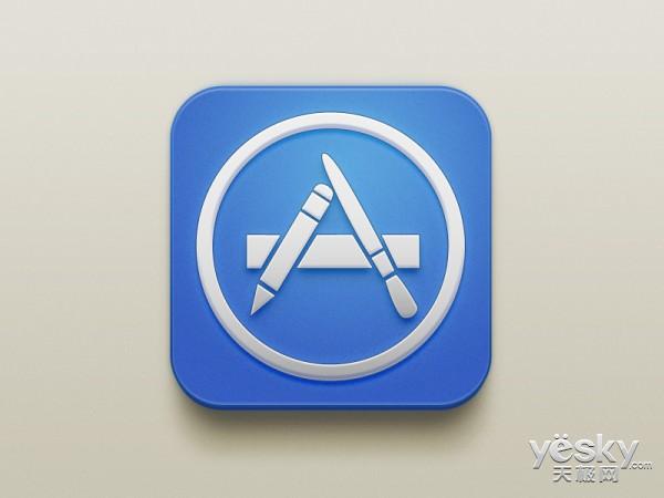 苹果AppStore应用程序总量150万 下载超30亿