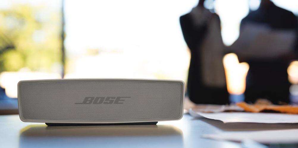 小钢炮二代 BOSE SoundLink Mini II评测
