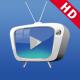 电视直播HD标题图