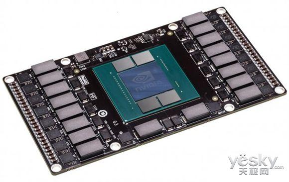 NVIDIA帕斯卡核心继续曝光 170亿个晶体管
