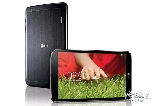 LG将发布G Pad 2平板电脑 配骁龙805