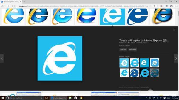 再见Internet Explorer 你好微软Edge