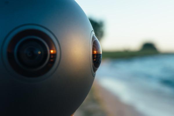 诺基亚正式发布OZO虚拟现实拍摄设备