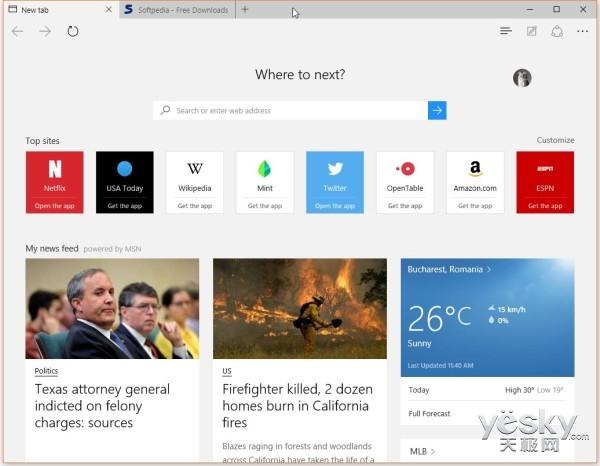 微软高管透露Win10 Edge无缝支持Chrome扩展
