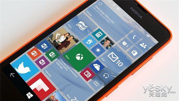 Win10手机将支持Windows Hello和Continuum