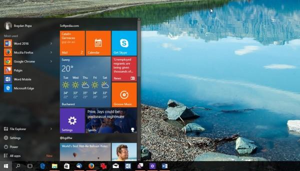 Win10开始菜单和Cortana遭遇关键错误