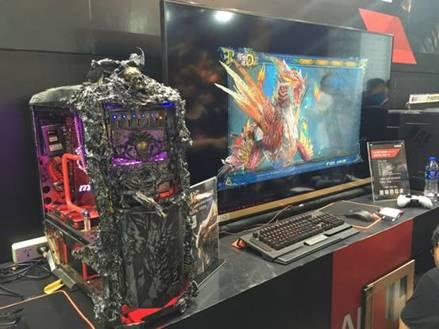 见证改变游戏的力量 AMD登场ChinaJoy2015