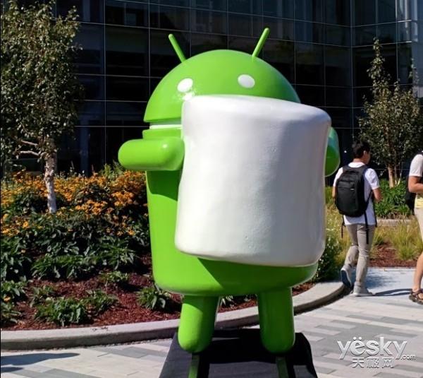 谷歌确认Android M名称 版本号升至6.0