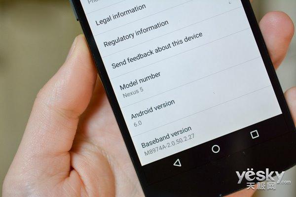 安卓6.0开发者预览版3更新 变更用户权限
