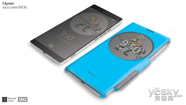 Lumia950将配快速充电功能 25分钟电量增85%