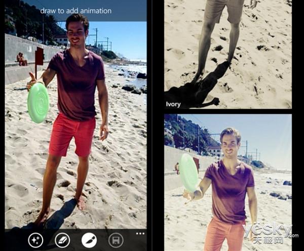 Lumia动态图片应用新增透明磁贴 支持Win10