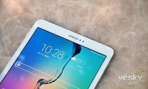 极致轻薄炫彩丽屏 三星Galaxy Tab S2图赏