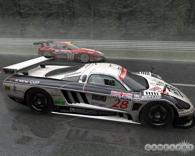 GTR2赛车截图3