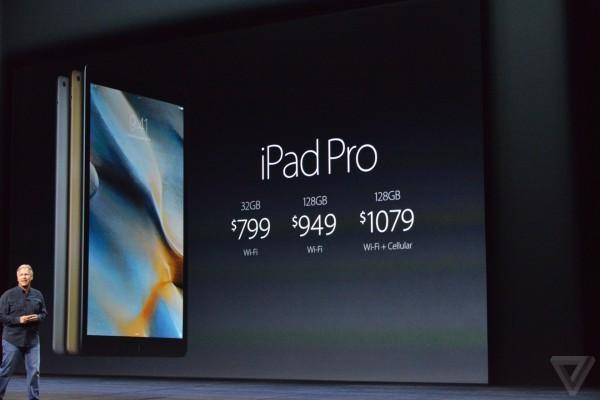 iPad Pro将于双十一接受预订 定价5888元起
