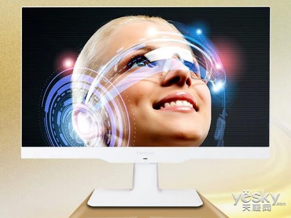 优派VX2363smhl抗蓝光显示器 聚划算进行中