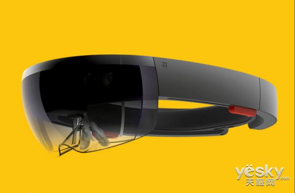 微软HoloLens上市需5年 2016年推出开发者版