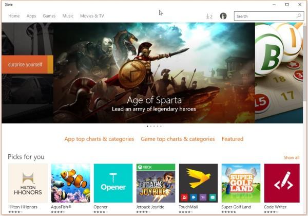 微软预告Windows 10应用将迎来重大升级