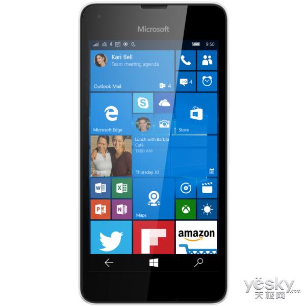 Win10手机Lumia550图片再曝光 更多细节显现