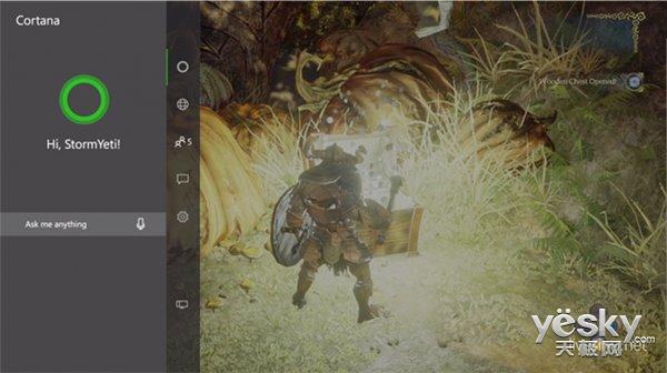 Xbox One版Cortana功能预计2016年发布