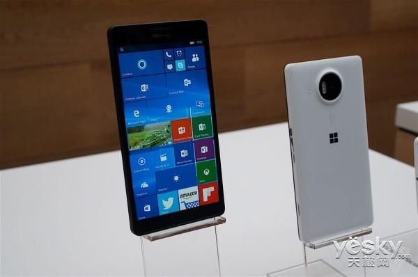 Lumia950/XL手机将内置第三代动态影像技术