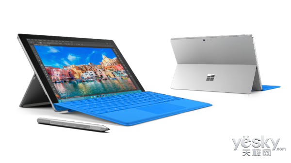 微软笔记本Surface Book开启预订 1500美元