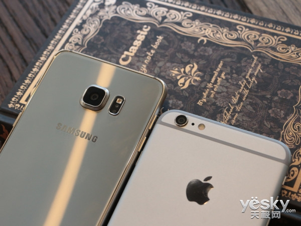 iPhone6s拍照大提升?依旧难敌三星S6 edge+