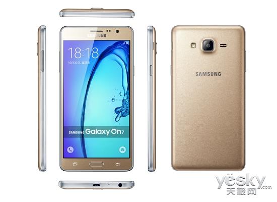 每日IT极热 三星将发布新机Galaxy On5系列