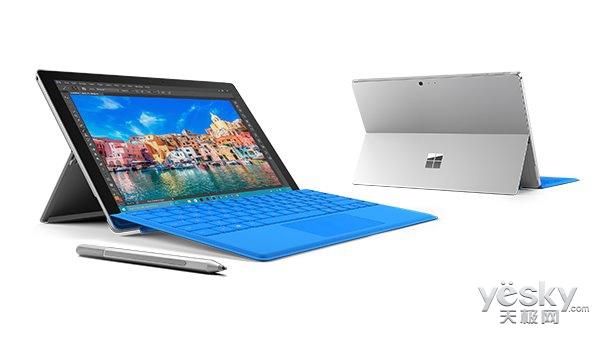 微软发布SurfacePro4固件更新 支持人脸登录